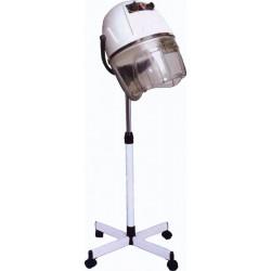 Sušící helma na stojanu
