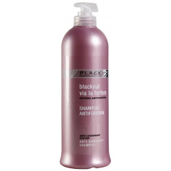 Black Anti-dandruff šampon 500ml