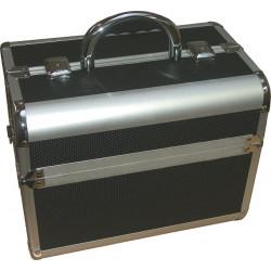 Kufr alu černý