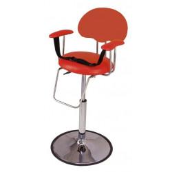 Dětská židle s pneubází