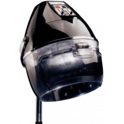 Sušící helma s počítačem