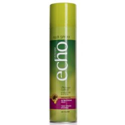 Echo silný lak na vlasy s arganovým olejem 300ml