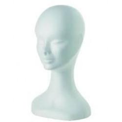 Polystyrénová hlava velká