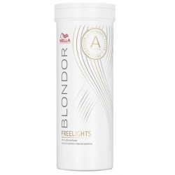 WELLA BLONDOR Freelights White Lightening Powder 400 g