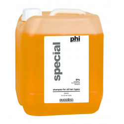 Subrina Phi Shampoo for All Hair Types Papaya 5 l
