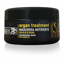 Black Argan Treatment Maschera 250 ml - arganová maska na vlasy