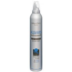 Allwaves Hair mousse - pěnové tužidlo 400ml