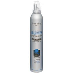 Allwaves Hair mousse - pěnové tužidlo 400ml