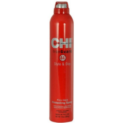 Ochranný sprej CHI 44 IRON GUARD Style & Stay Firm Spray 284g