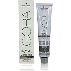 Schwarzkopf Professional Igora Royal Absolute SilverWhite 60ml