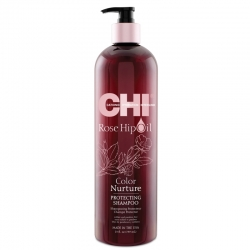 CHI Rose Hip Oil Protecting Shampoo 739 ml