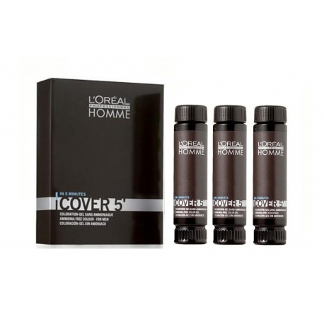 Homme cover 3x50ml