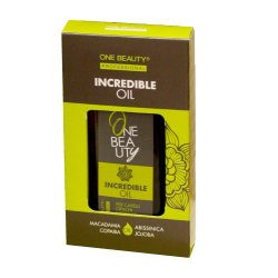 Incredible oil 100ml + Zdarma Incredible oil 10ml