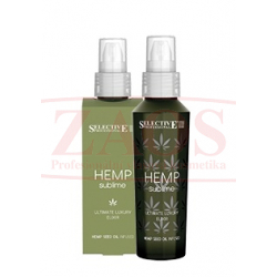 ULTIMATE LUXURY ELIXIR HEMP SEED OIL INFUSED (100ml)