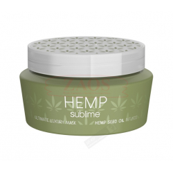 ULTIMATE LUXURY MASK HEMP SEED OIL INFUSED (250ml)