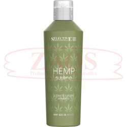 ULTIMATE LUXURY SHAMPOO HEMP SEED OIL INFUSED (250ml)